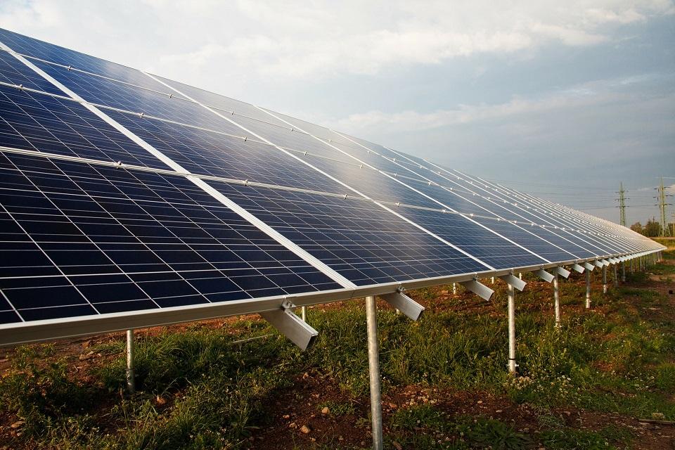 Limpieza de placas solares
