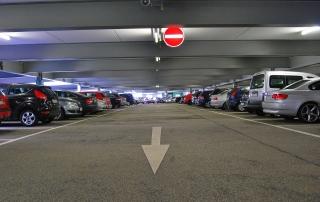 Limpieza de viales, aparcamientos y calles
